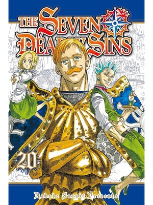 cover image of The Seven Deadly Sins, Volume 20