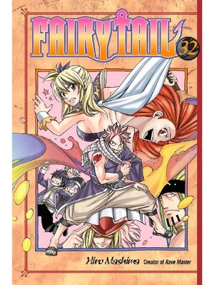 cover image of Fairy Tail, Volume 32