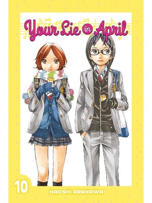 cover image of Your Lie in April