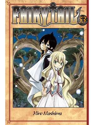 cover image of Fairy Tail, Volume 53