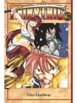 cover image of Fairy Tail, Volume 47