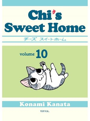 cover image of Chi's Sweet Home, Volume 10