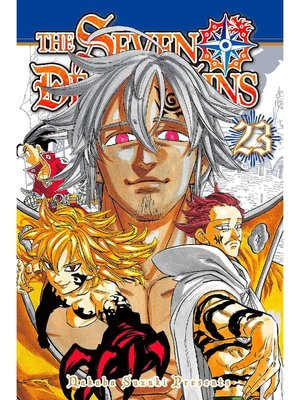 cover image of The Seven Deadly Sins, Volume 23