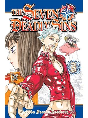 cover image of The Seven Deadly Sins, Volume 3