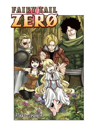 cover image of Fairy Tail Zero, Volume 1