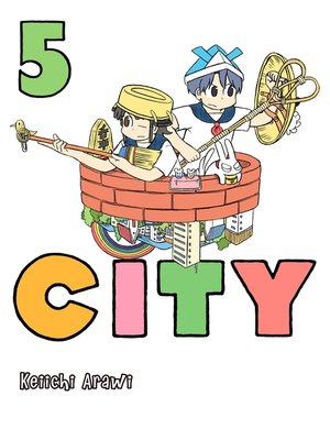 cover image of CITY, Volume 5