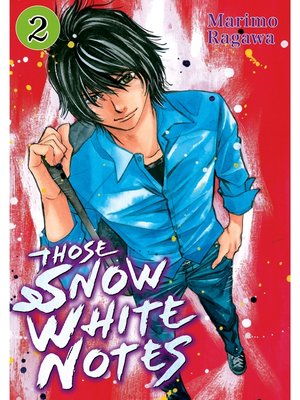 cover image of Those Snow White Notes, Volume 2