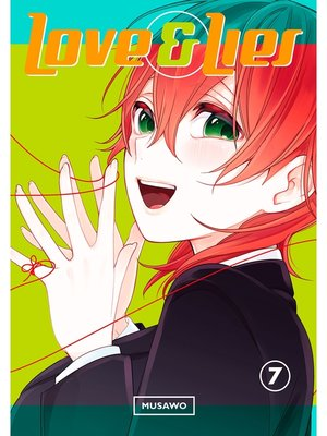 cover image of Love and Lies, Volume 7