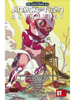 cover image of Attack on Titan Anthology FCBD Sampler, Volume 1