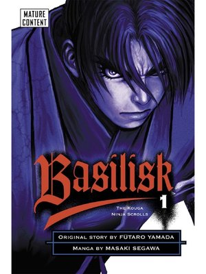 cover image of Basilisk, Volume 1