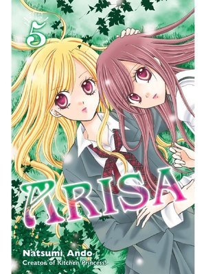 cover image of Arisa, Volume 5