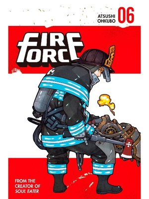 cover image of Fire Force, Volume 6