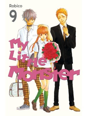 cover image of My Little Monster, Volume 9