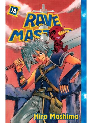 cover image of Rave Master, Volume 18