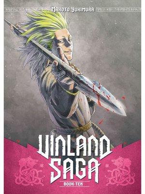 cover image of Vinland Saga, Volume 10