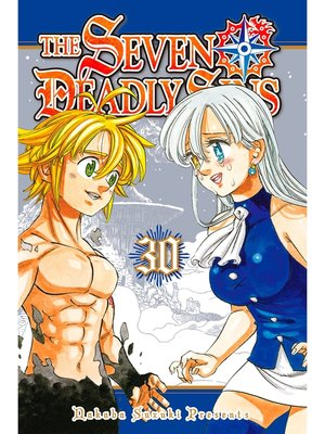 cover image of The Seven Deadly Sins, Volume 30