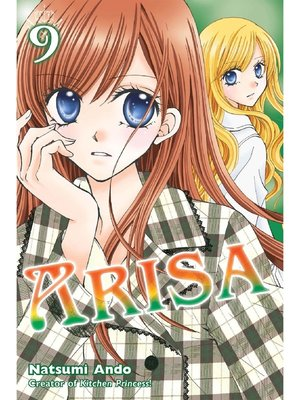 cover image of Arisa, Volume 9