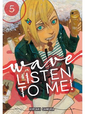 cover image of Wave, Listen to Me!, Volume 5