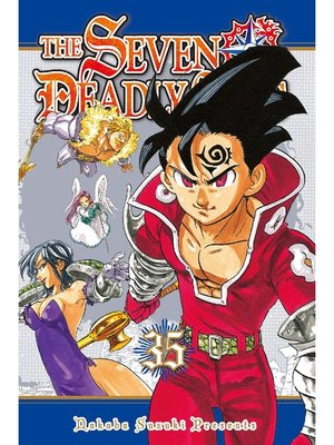 cover image of The Seven Deadly Sins, Volume 35