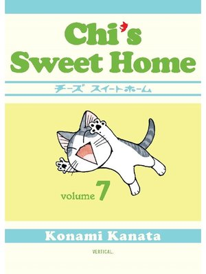cover image of Chi's Sweet Home, Volume 7