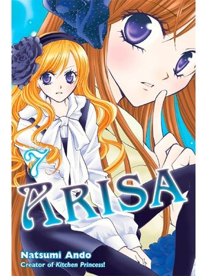 cover image of Arisa, Volume 7
