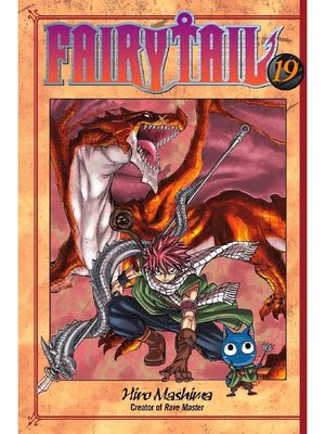 cover image of Fairy Tail, Volume 19
