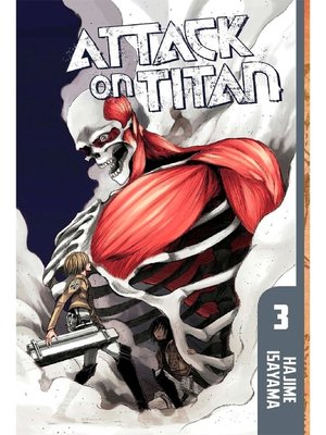 cover image of Attack on Titan, Volume 3