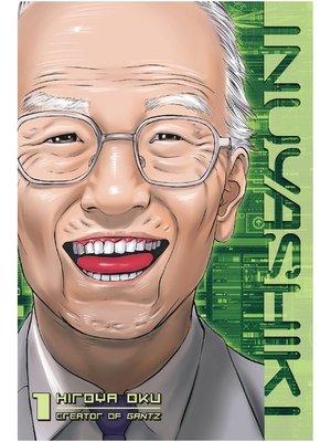 cover image of Inuyashiki, Volume 1