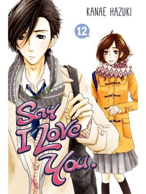 cover image of Say I Love You., Volume 12