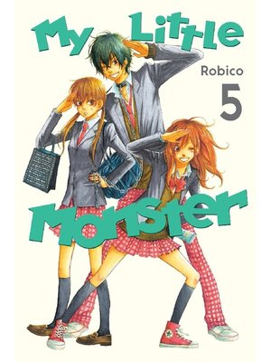 cover image of My Little Monster, Volume 5