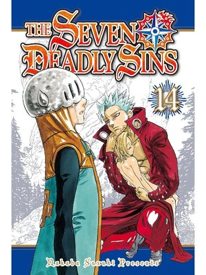 cover image of The Seven Deadly Sins, Volume 14