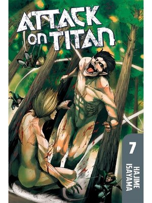 cover image of Attack on Titan, Volume 7