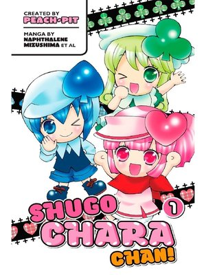cover image of Shugo Chara Chan!, Volume 1