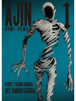 cover image of Ajin