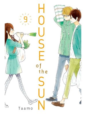 cover image of House of the Sun, Volume 9