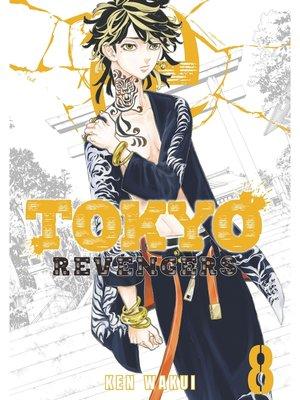 cover image of Tokyo Revengers, Volume 8