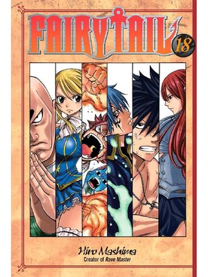 cover image of Fairy Tail, Volume 18