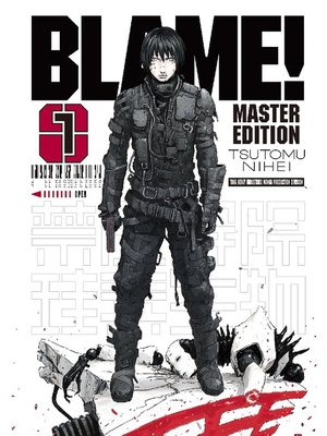 cover image of BLAME!