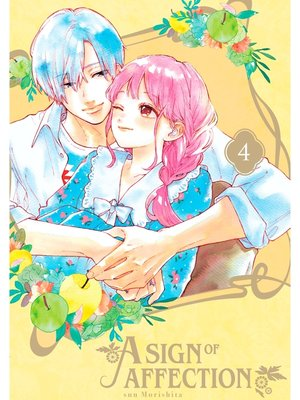 cover image of A Sign of Affection, Volume 4