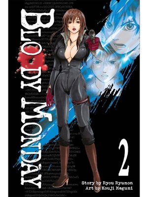 cover image of Bloody Monday, Volume 2