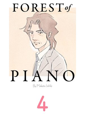 cover image of Forest of Piano, Volume 4