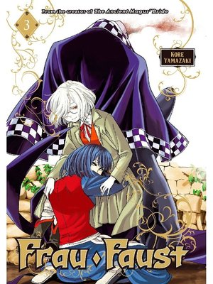 cover image of Frau Faust, Volume 3