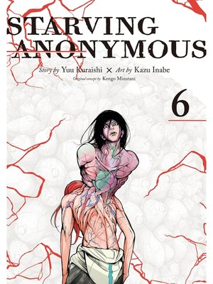 cover image of Starving Anonymous, Volume  6