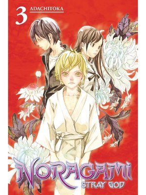 cover image of Noragami: Stray God, Volume 3
