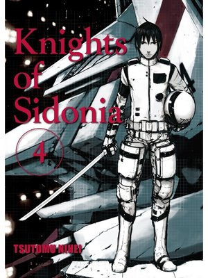 cover image of Knights of Sidonia, Volume 4