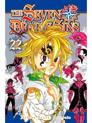 cover image of The Seven Deadly Sins, Volume 22