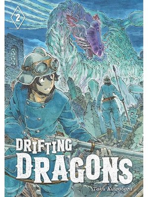 cover image of Drifting Dragons, Volume 2