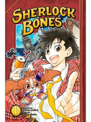 cover image of Sherlock Bones, Volume 1
