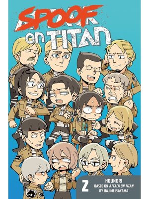 cover image of Spoof on Titan, Volume 2