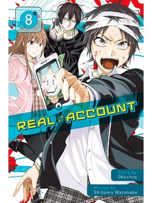 cover image of Real Account, Volume 8